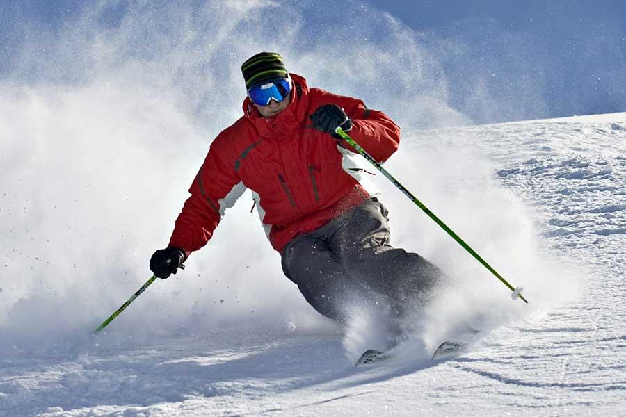 Elite Skiing A-Team - Guy Hetherington