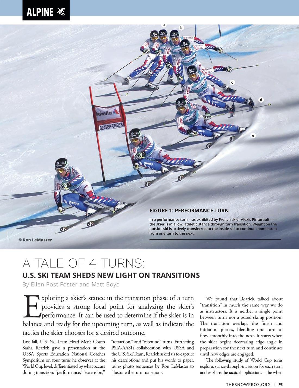 Elite Skiing Tips