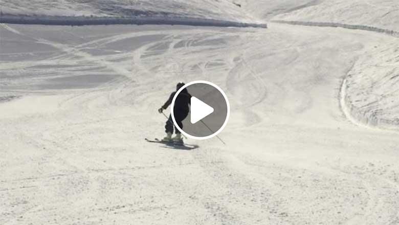 Video Clips of Ski Racers FreeSkiing - EliteSkiing.com