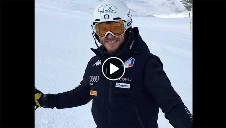 Watch video clips of ski racers freeskiing - EliteSkiing.com