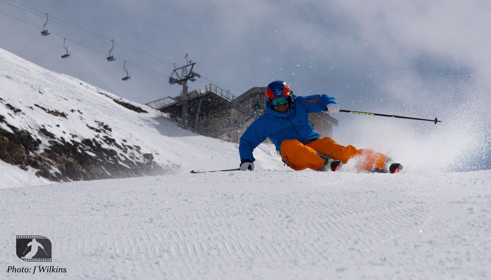 Elite Skiing - A-Team - Jon Ahlsen