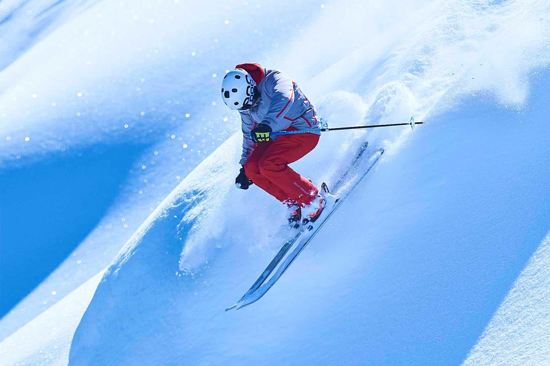 Elite Skiing - A-Team - Jon Ballou
