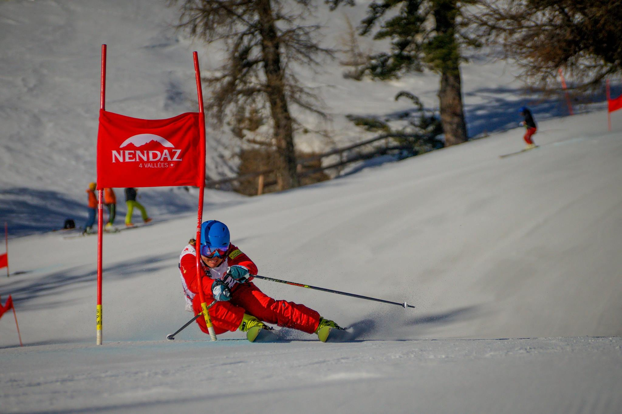 Elite Skiing - A-Team - Nadine Grunenfelder