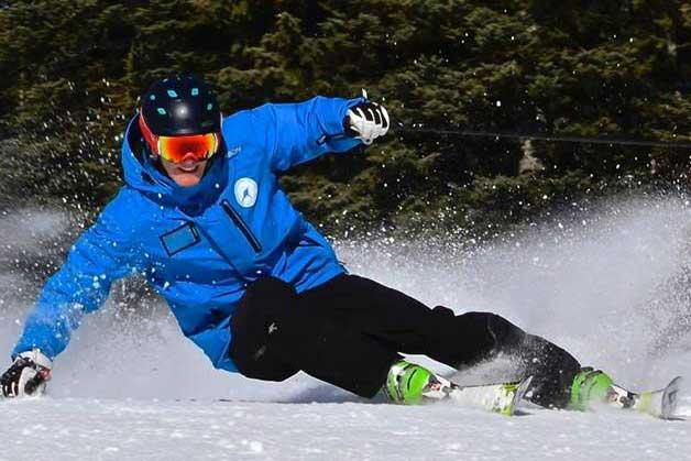 Elite Skiing - A-Team - Tom Gellie