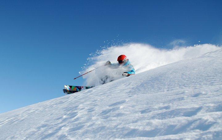 Elite Skiing - A-Team - Alex Taugwalder