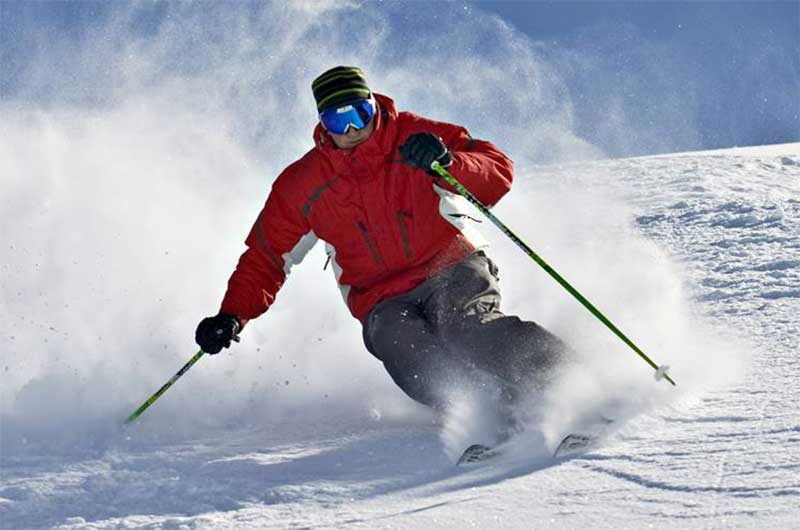 Guy Hetherington On High Performance Technical Skiing