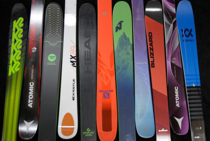 The Best Skis of the Year - EliteSkiing.com