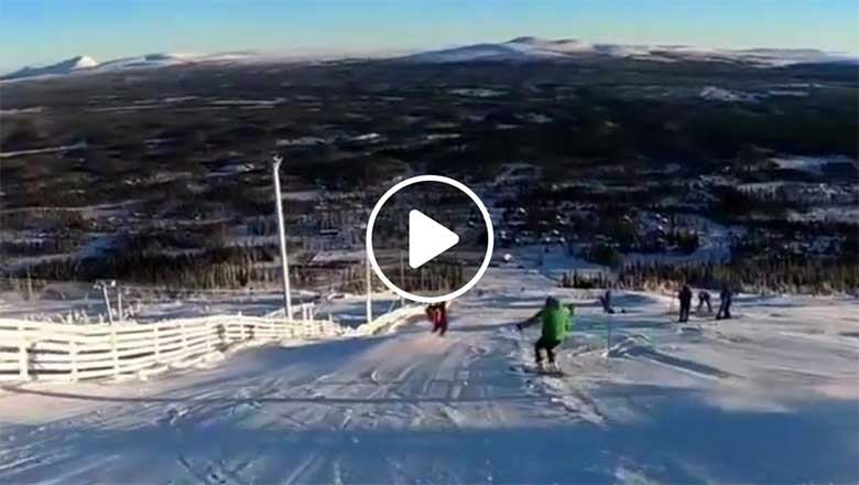 Watch Ski Racers Free Skiing - EliteSkiing.com