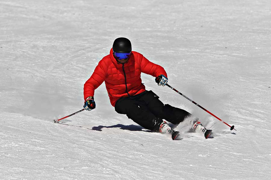 Elite Skiing A-Team - JF Beaulieu