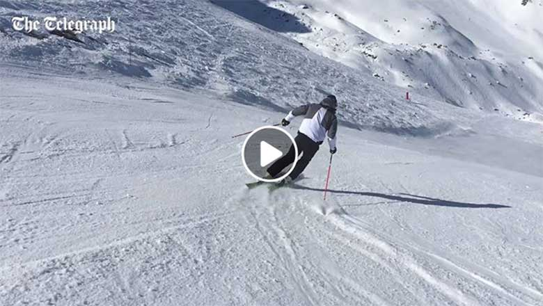Watch Ski Racers Freeskiing Videos - Alexis Pinturault - Elite Skiing